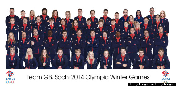 team gb sochi