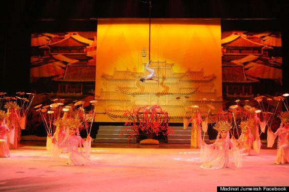 dubai chinese new year