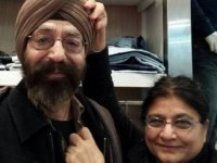 Gap subway ad with sikh model gets amazing tribute from adorable gap subway ad with sikh model gets amazing tribute from adorable couple huffpost publicscrutiny Gallery