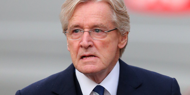 Coronation street actor Bill Roache, 81, of Wilmslow, Cheshire, arrives at Preston Crown Court , where he denies two counts of rape and five counts of indecent assault involving the five complainants aged 16 and under on dates between 1965 and 1971.