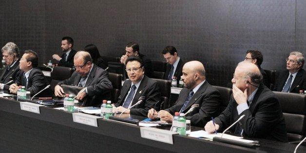 Une réunion du comité stratégique de la FIFA