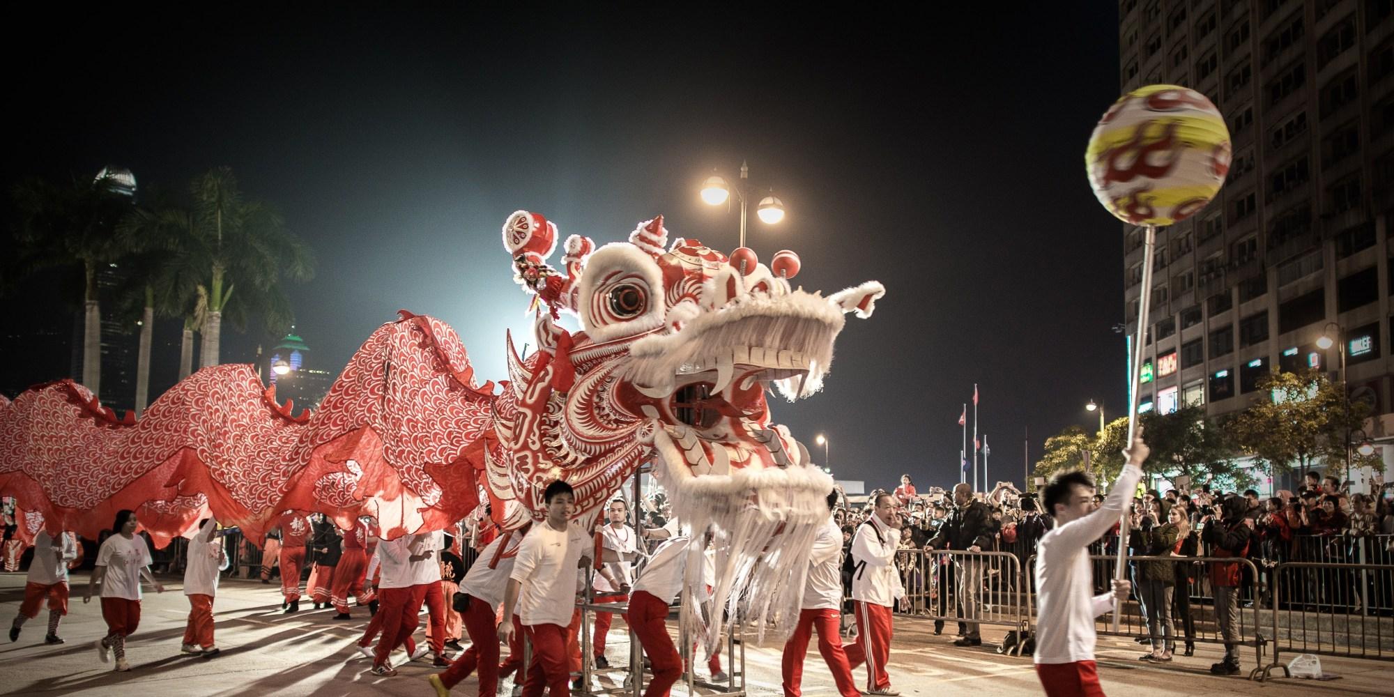 С какого по какое новый год в китае 2017