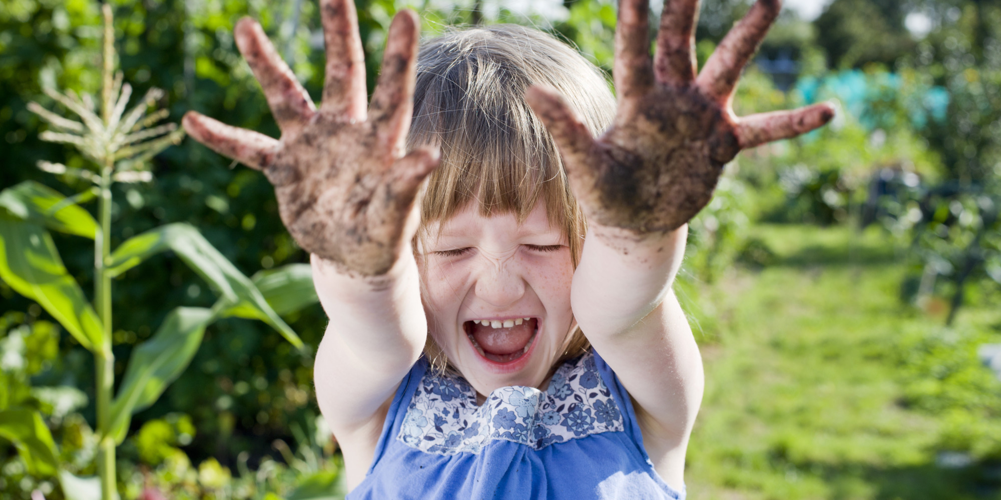 gardening counts as moderate and high intensity exercise for kids study finds huffpost