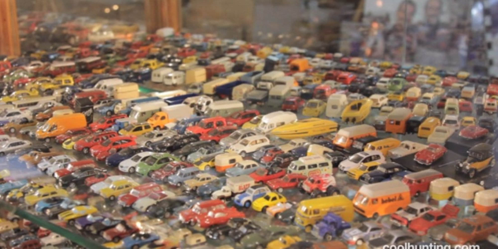 This Toy Car Collection Will Make You Want To Be A Kid Again | HuffPost