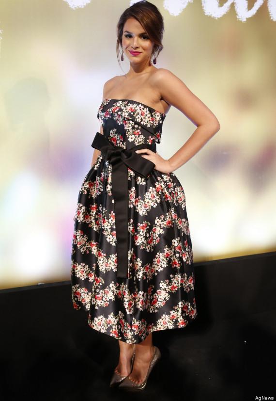 bruna marquezine vestido