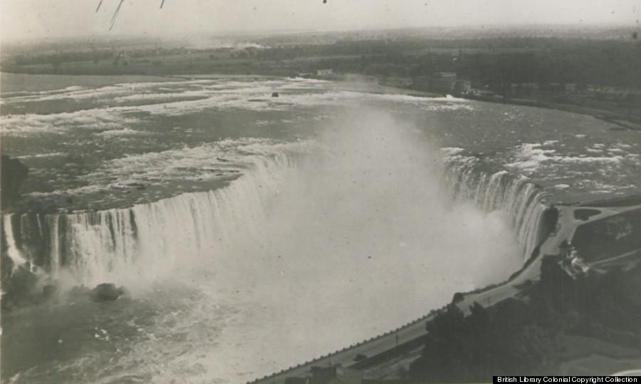 niagara falls air