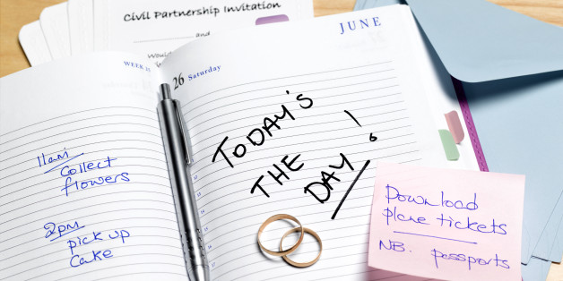 Marriage And The Art Of Compromise It All Starts With Wedding Planning Huffpost