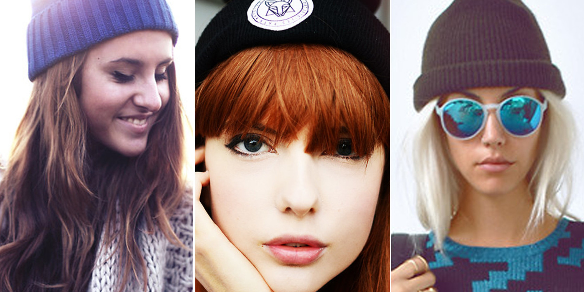 5 ways to wear a beanie hat without trying too hard | huffpost