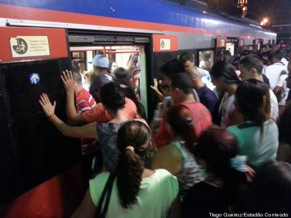 metro sp caos 2