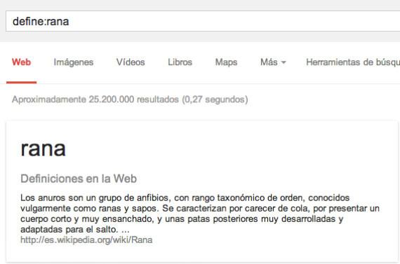 definir google