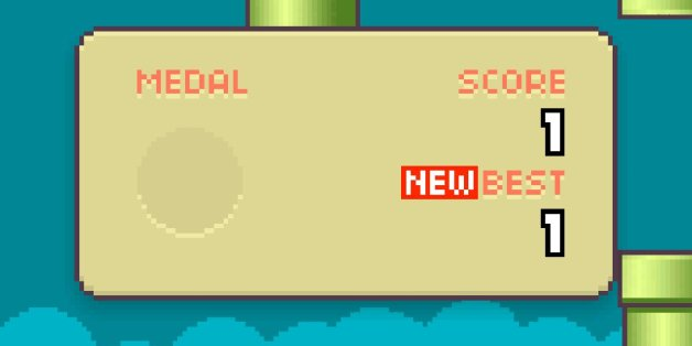 most people's best score on flappy bird