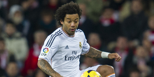 Marcelo did not play in Real's victory