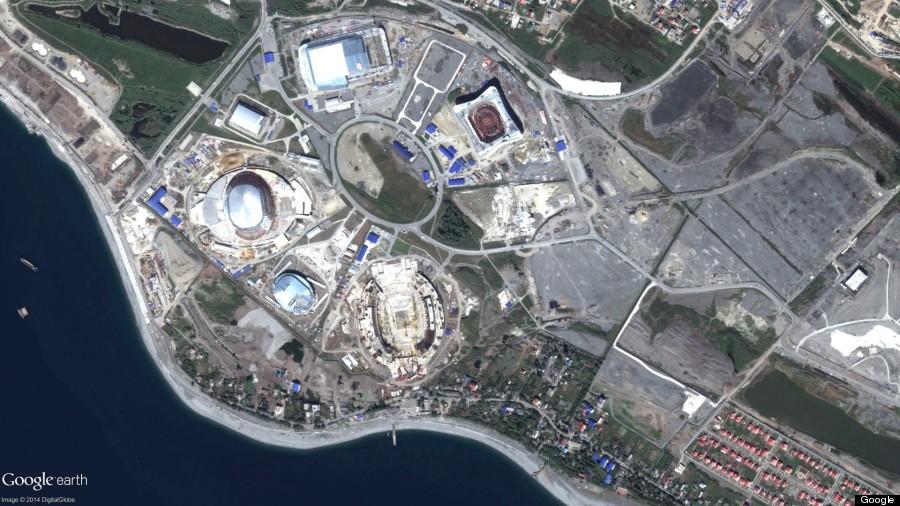 sochi olympics march 2011