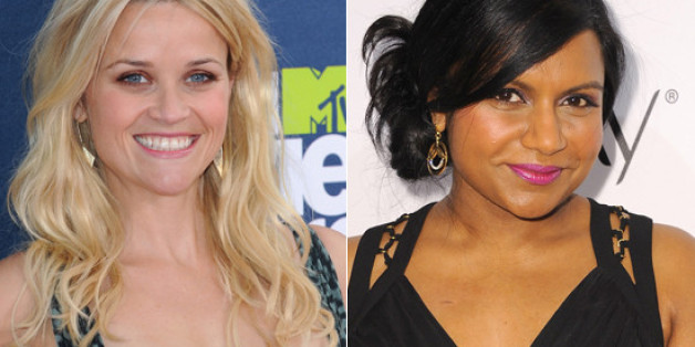 Reese Witherspoon & Mindy Kaling Prove They Have The Best Friendship