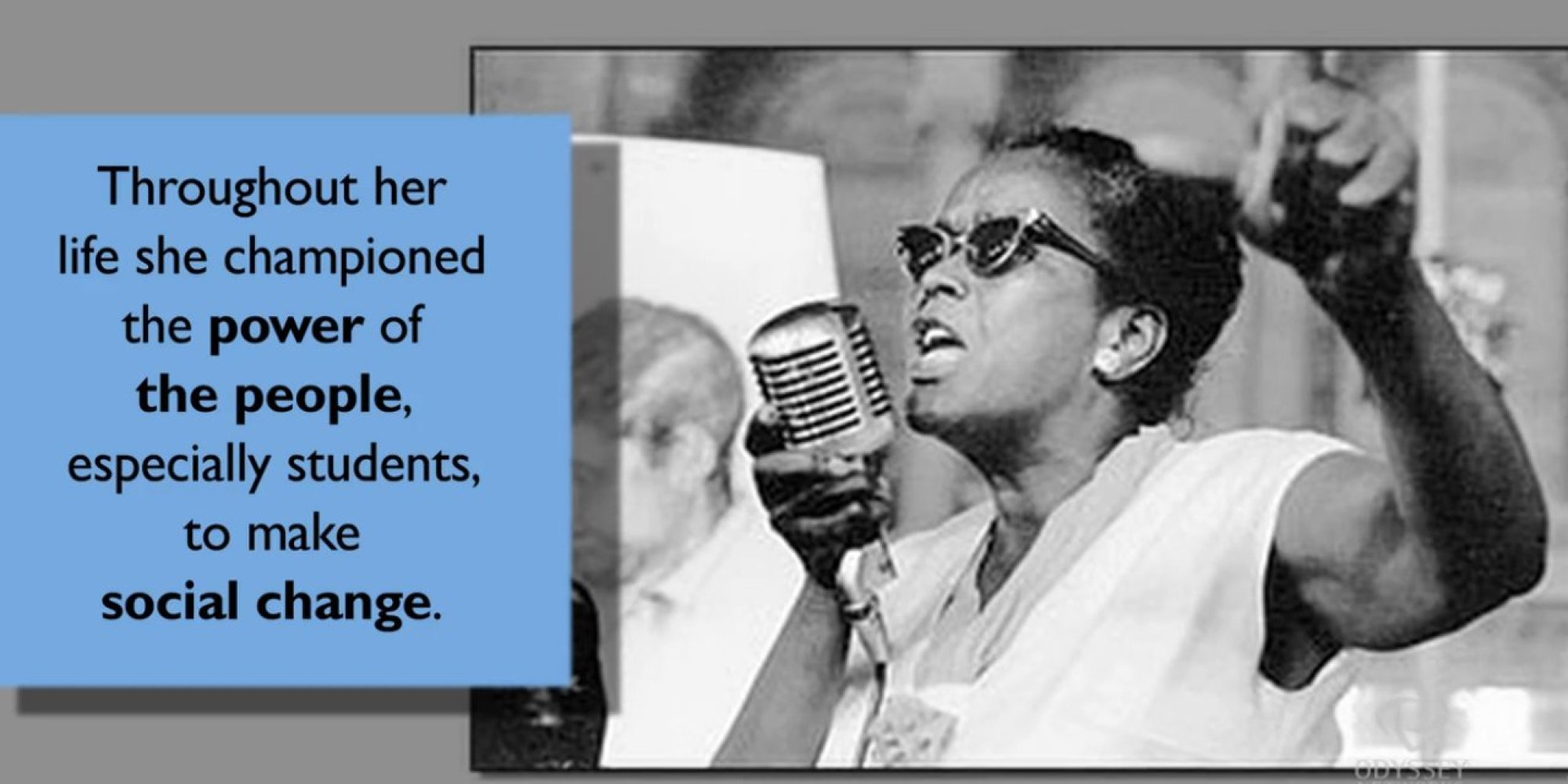 the life and work of ella baker 2017 reading challenge - a book about an interesting woman this biography of ella baker is engaging i knew of baker's work through other studies of history, this book offered a chance to learn about her work and ethos in an in depth personal manner since it was authored by one of her close friends.