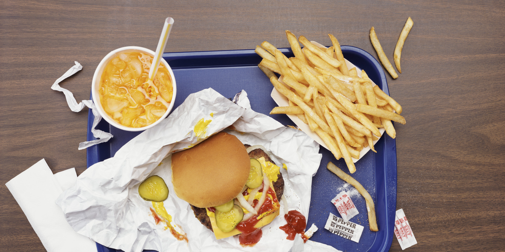 how to stop craving fast food