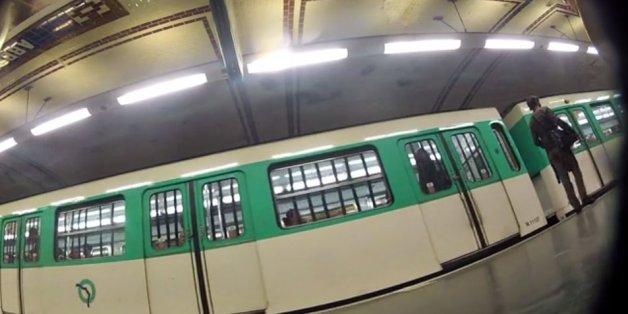 Performance Artist Imprisons People In Paris Metro Car In The Name Of Art (VIDEO)