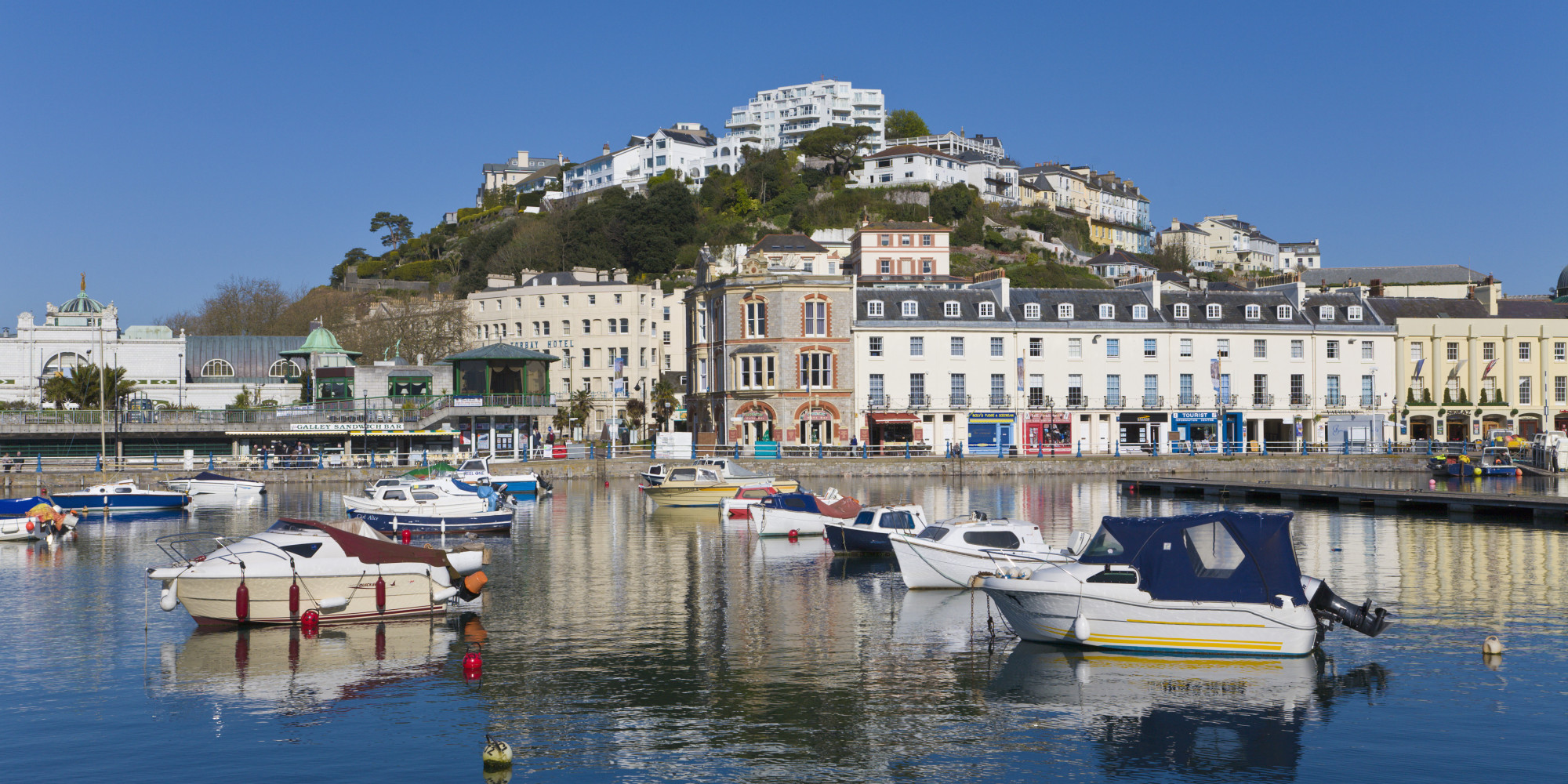 Torquay Cafes And Restaurants