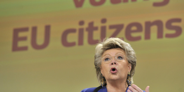 European Union commissioner for Justice, Fundamental Rights and Citizenship Viviane Reding