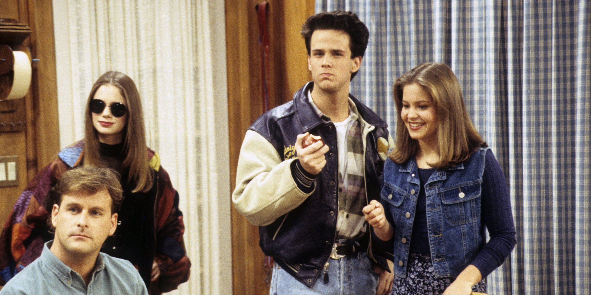 Full House Stars Candace Cameron And Scott Weinger To Reunite