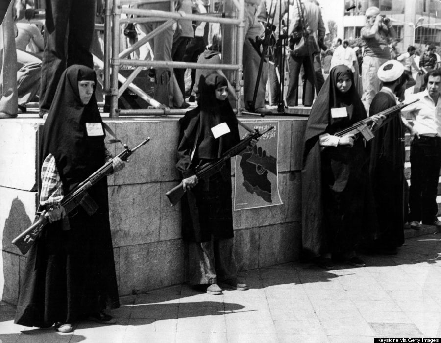 iran guards revolution 1979