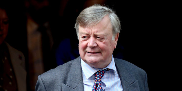 "File photo dated 05/09/12 of veteran Conservative Ken Clarke who has said women giving evidence in court should not be able to wear the veil because it is almost impossible to have a proper trial when they are ""in a kind of bag""."