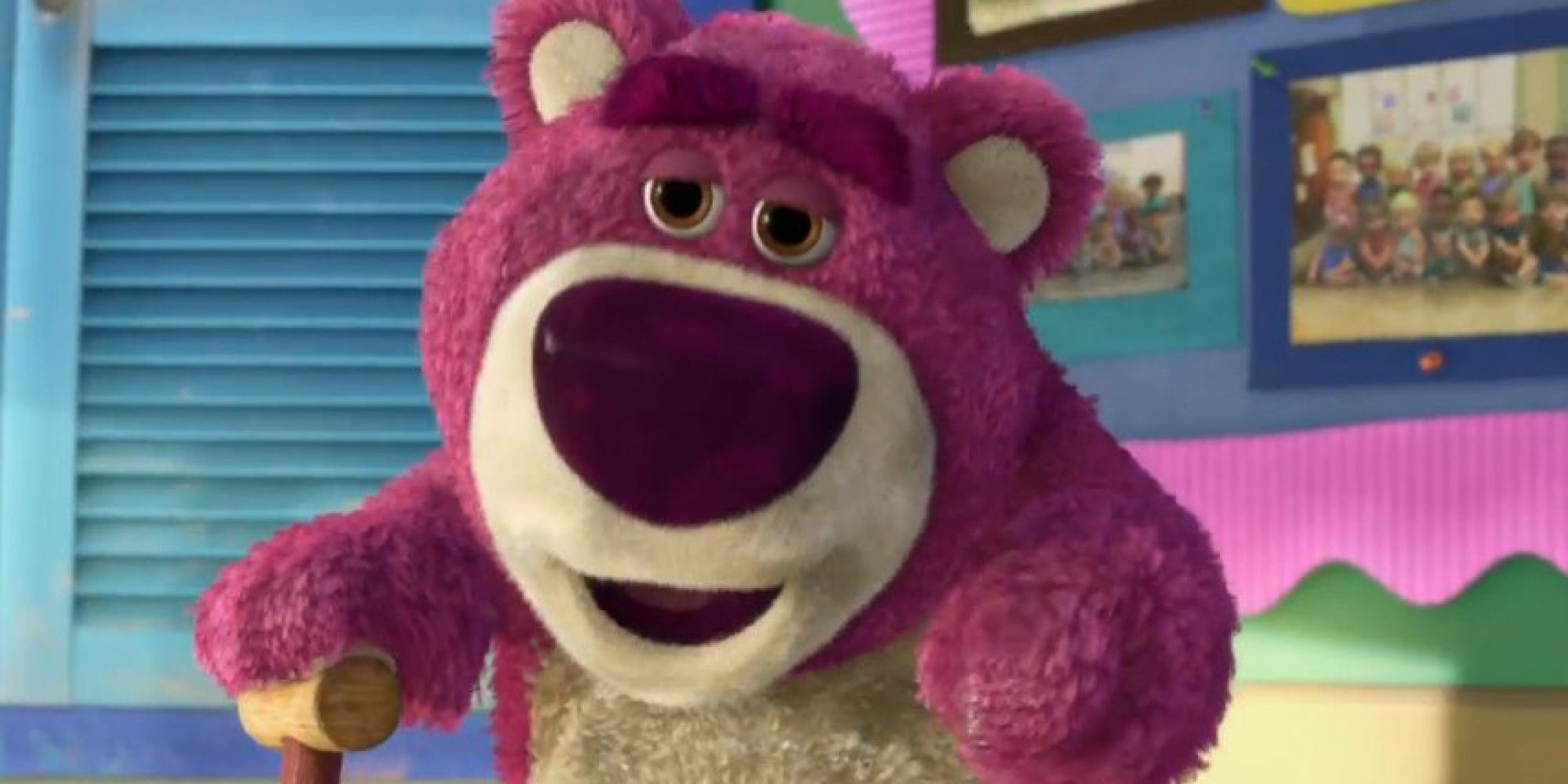 Disney Sued Over 'Lotso' Bear From 'Toy Story 3'   HuffPost