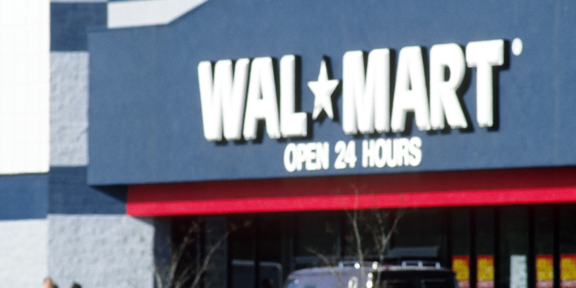 Walmart Linked To Higher Crime Rates: Study | HuffPost