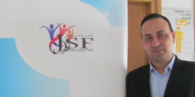 Mouldi Ayari, co-fondateur de Jeunesse sans frontières