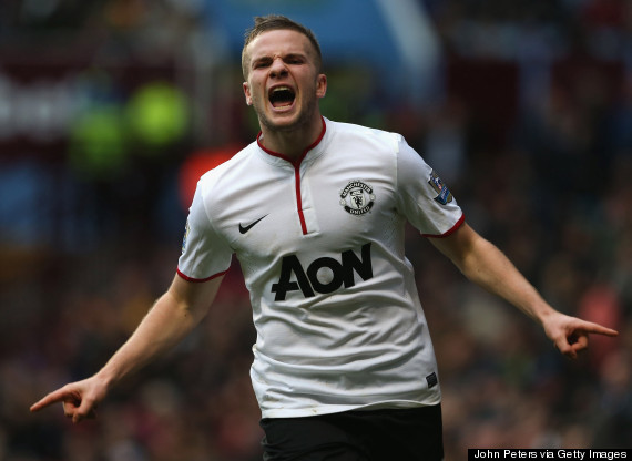 tom cleverley twitter