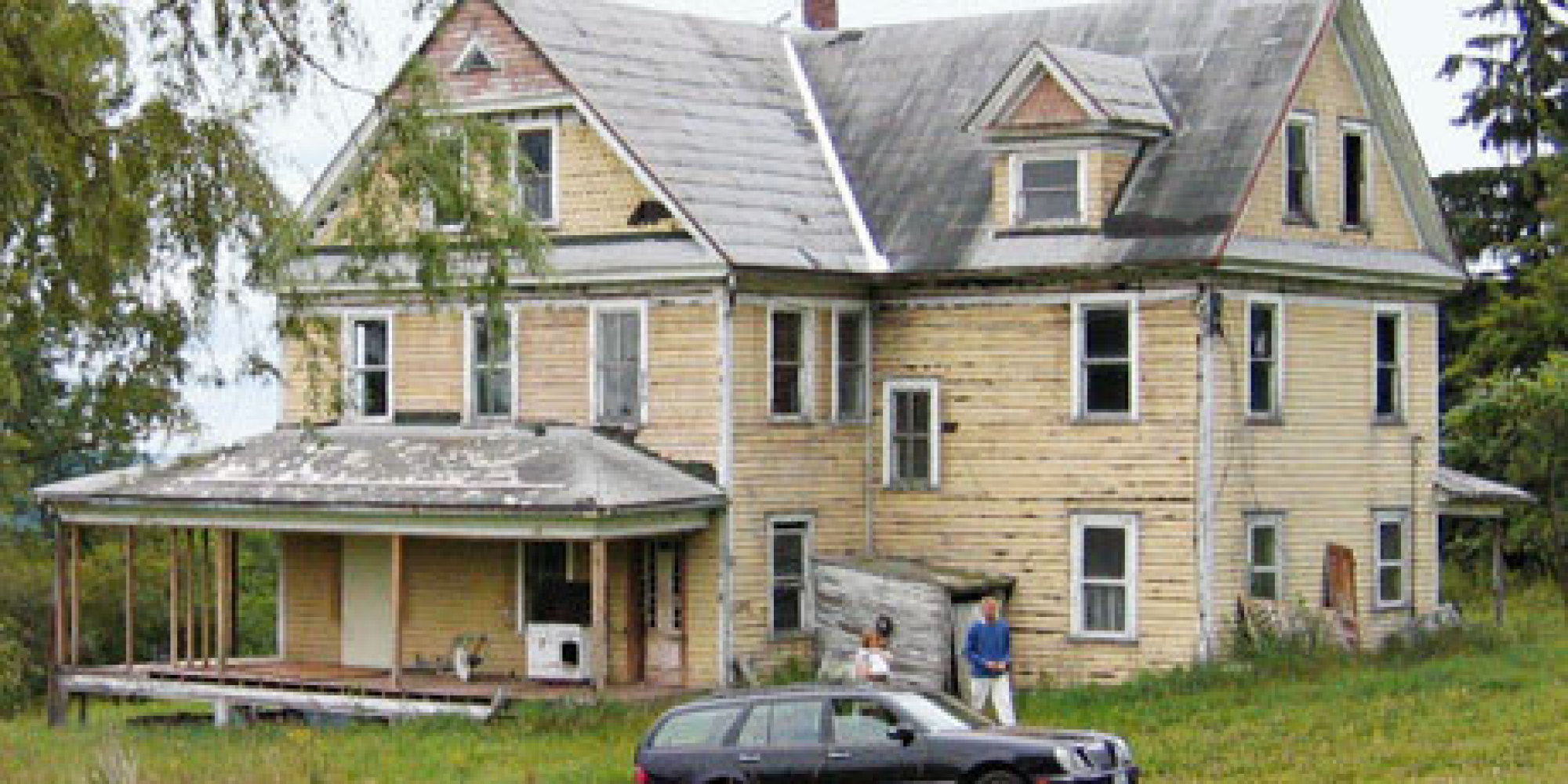 Renovating an old house in upstate new york photos for The classic house