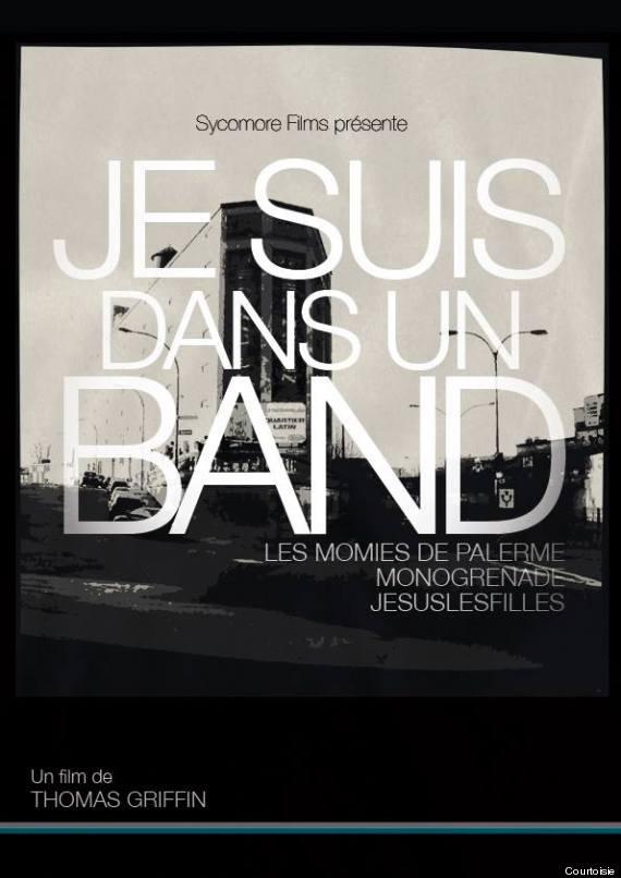 je suis dans un band