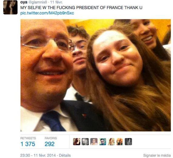 selfie hollande fucking