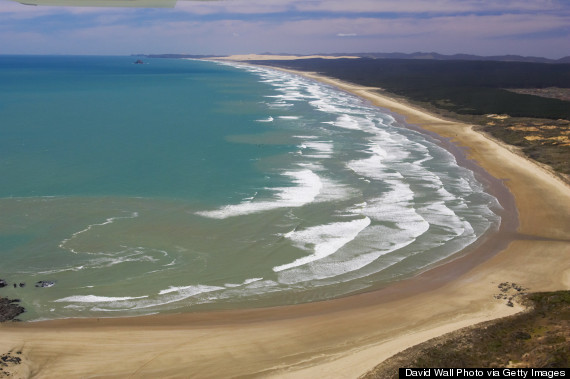 ninety mile beach new zealand