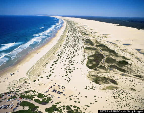 stockton beach australia