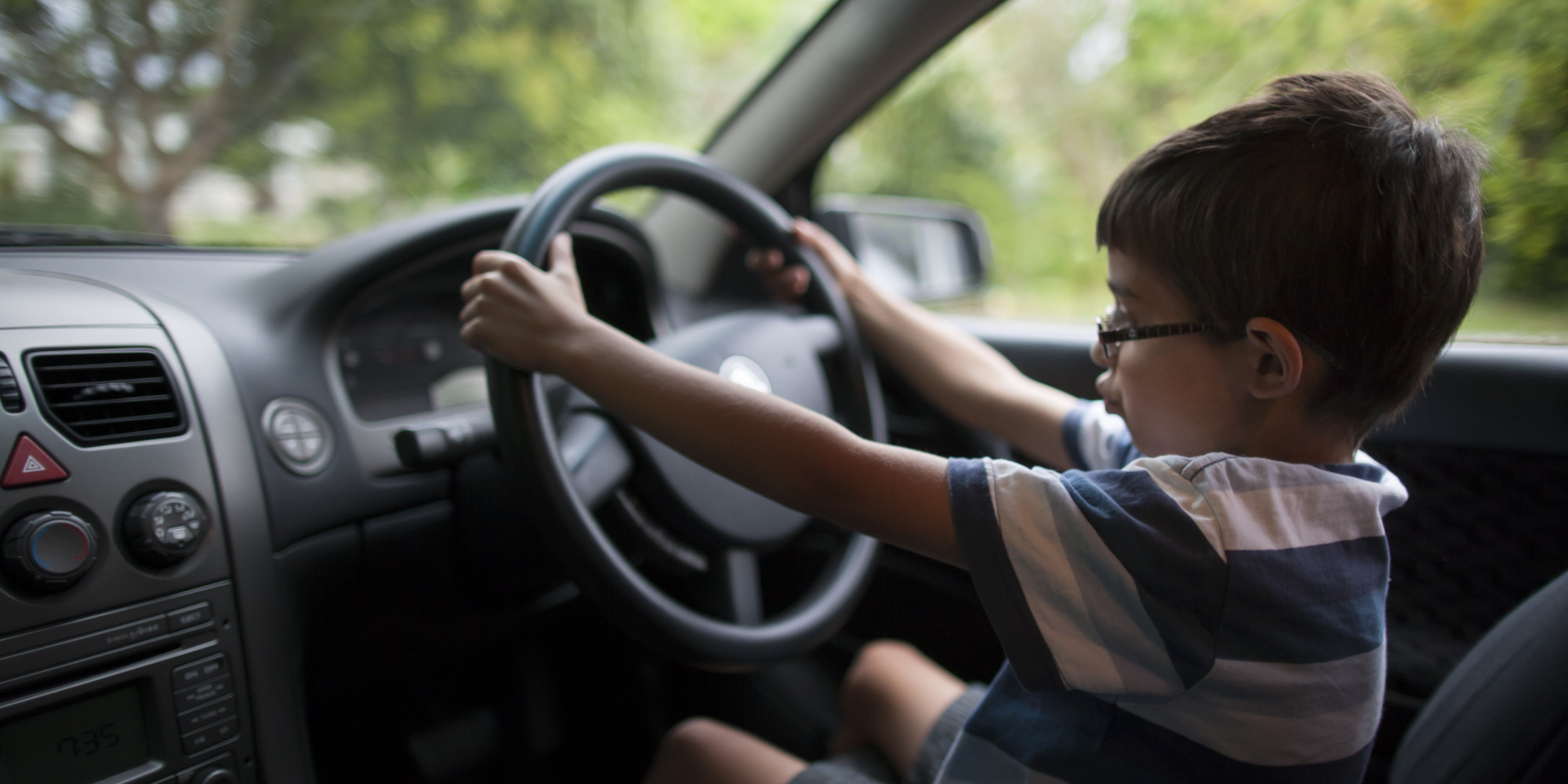 Image result for kid driving