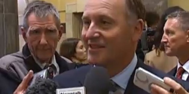 New Zealand Prime Minister John Key: I Am Not A Shapeshifting Space Reptile