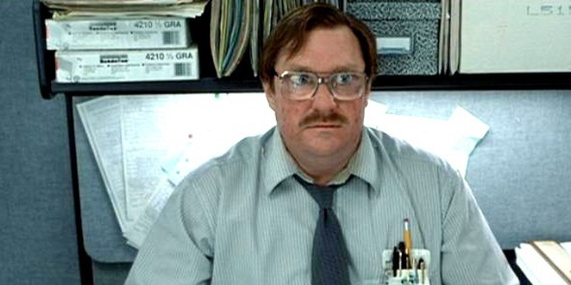 images office space. 15 \u0027Office Space\u0027 Gifs That Perfectly Capture Your \u0027Case Of The Mondays\u0027 | HuffPost Images Office Space /