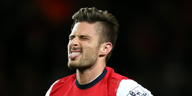 Giroud could be disciplined by Arsenal