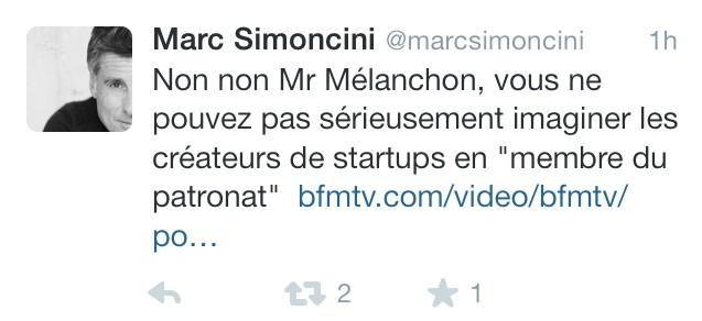 melenchon entrepreneurs
