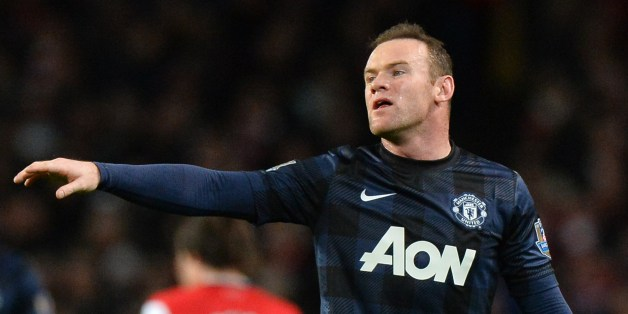 Wayne Rooney will become United's biggest earner this week
