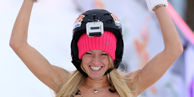 Naked Sledding World Championships In Pictures (NSFW)