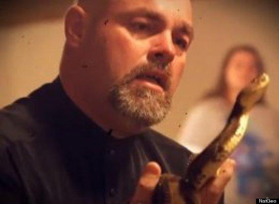 jamie coots pastor rattlesnake bite