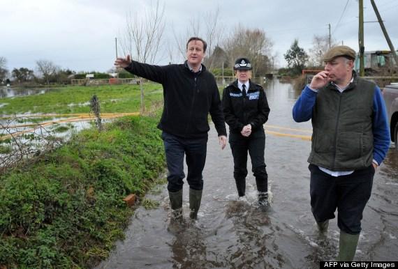 uk floods cameron