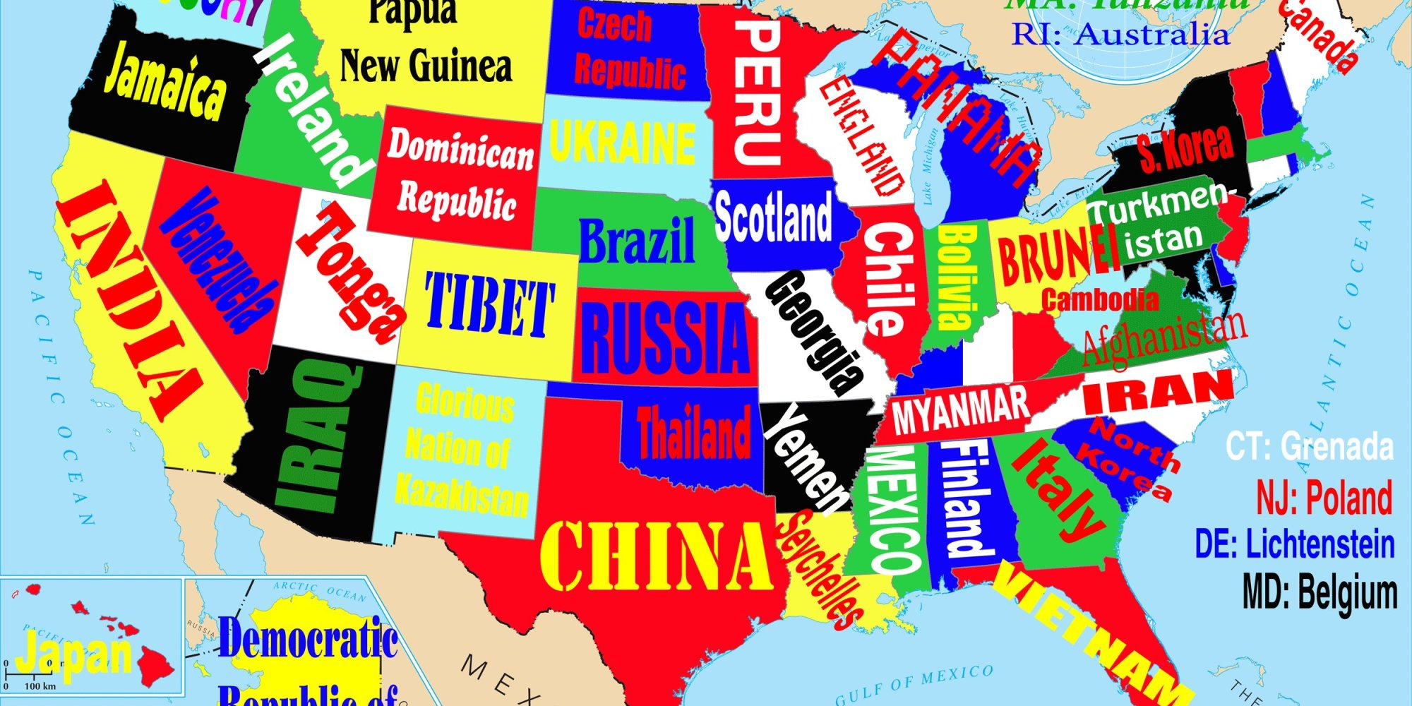 After seeing this map youll never look at your state the same way after seeing this map youll never look at your state the same way again huffpost gumiabroncs Images