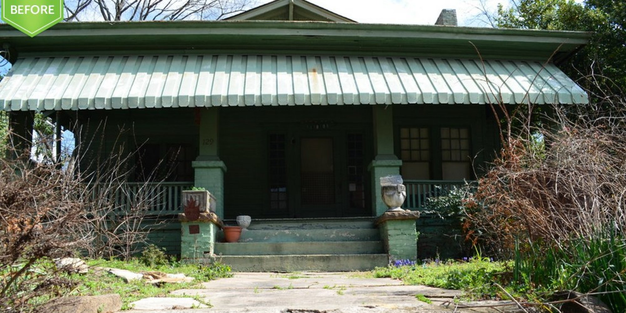 6 Stunning Home Exterior Makeovers You Have To See To Believe Before After Photos Huffpost