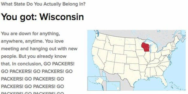 Here is how buzzfeed knows you actually belong in wisconsin huffpost gumiabroncs Image collections