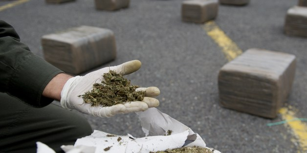 Seized Marijuana In French Police Station Getting Cops High