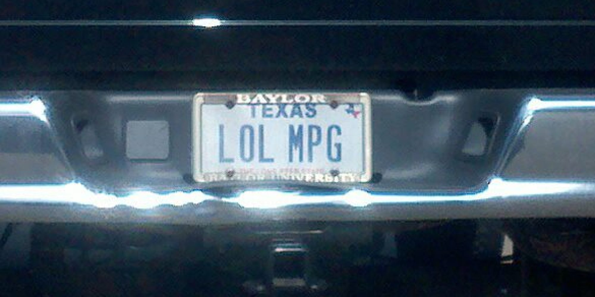 22 Vanity Plates That Will Make You Shake Your Head | HuffPost