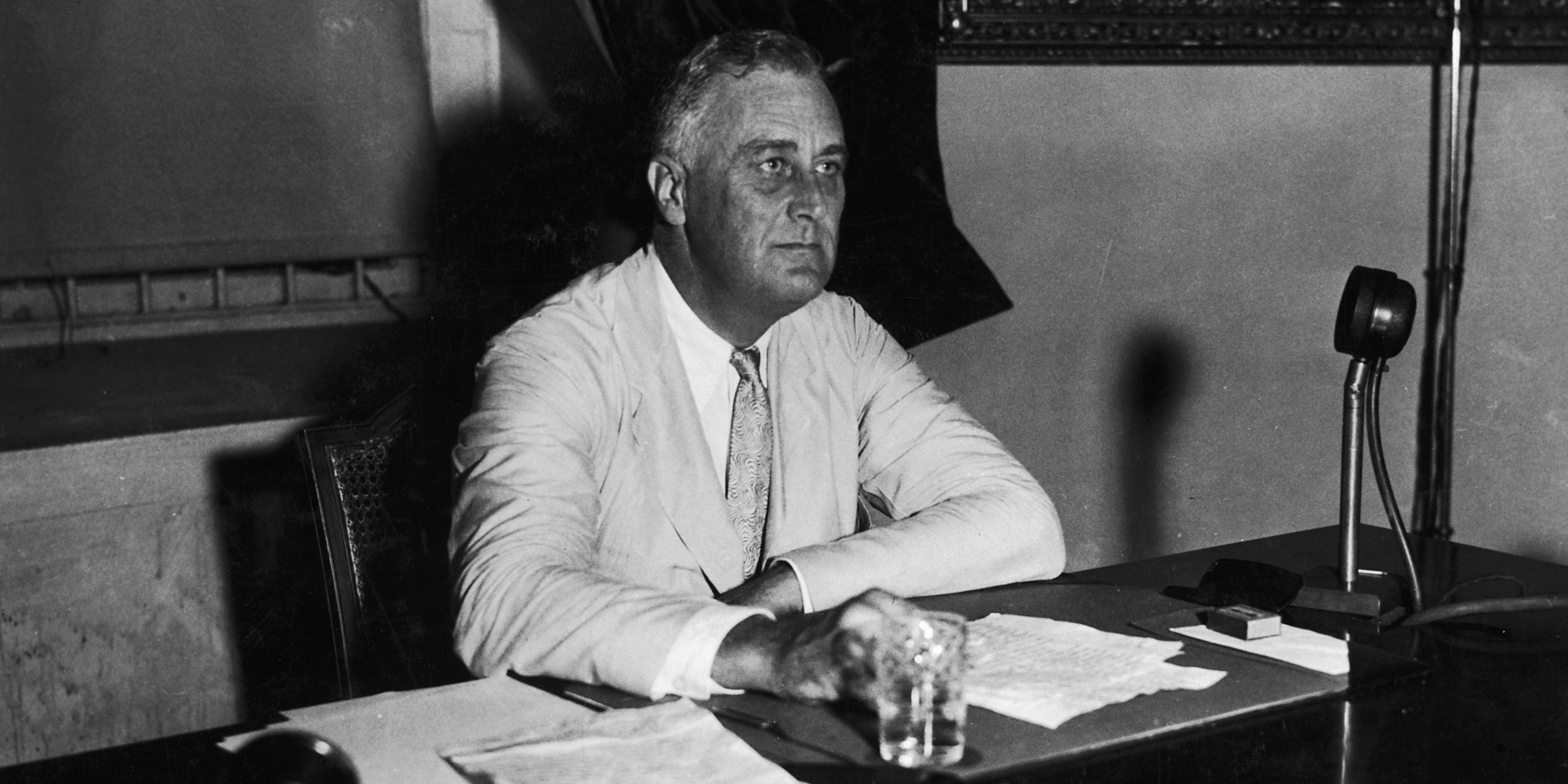 a history of the new deal by franklin roosevelt in the 1932 elections In the november elections roosevelt and truman won 53 percent of the william e franklin d roosevelt and the new deal, 1932 franklin_delano_roosevelt history.